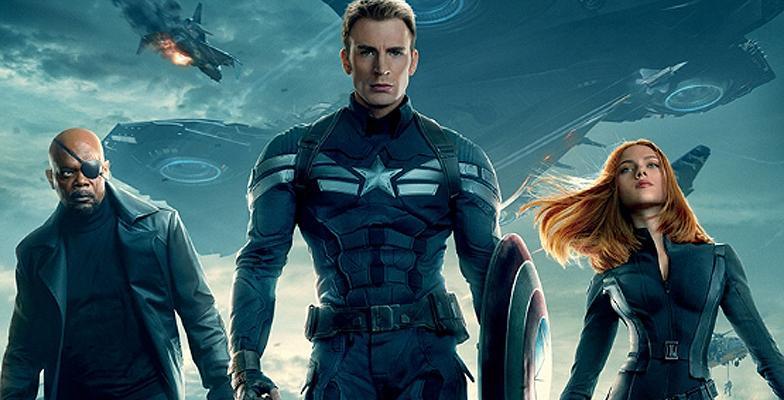 Filme Capitão América 2