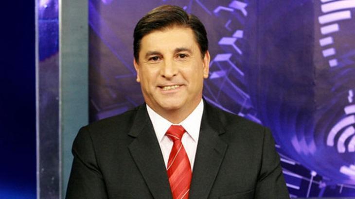 Carlos Nascimento no SBT