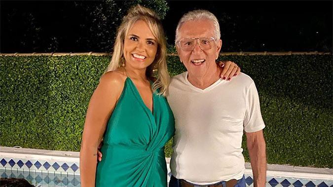 Carlos Alberto de Nóbrega e Renata Nóbrega