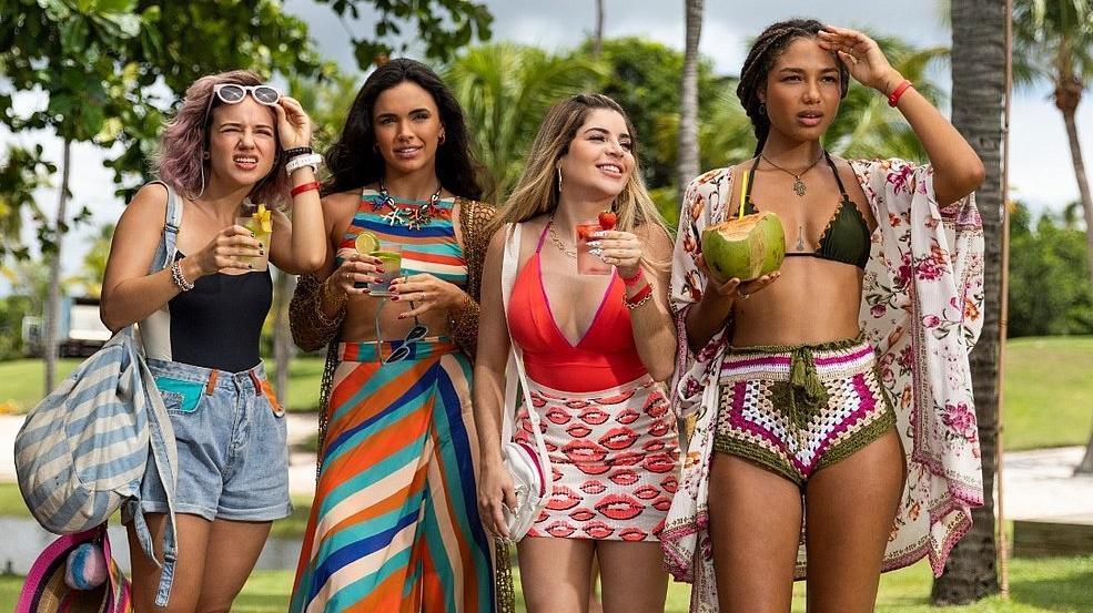 """Carnaval: Atriz conta como foi o \""""match\"""" no elenco do filme da Netflix"""