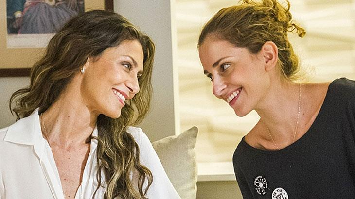 """Carol Duarte torce por um final feliz de Ivan e Cláudio em \""""A Força do Querer\"""""""