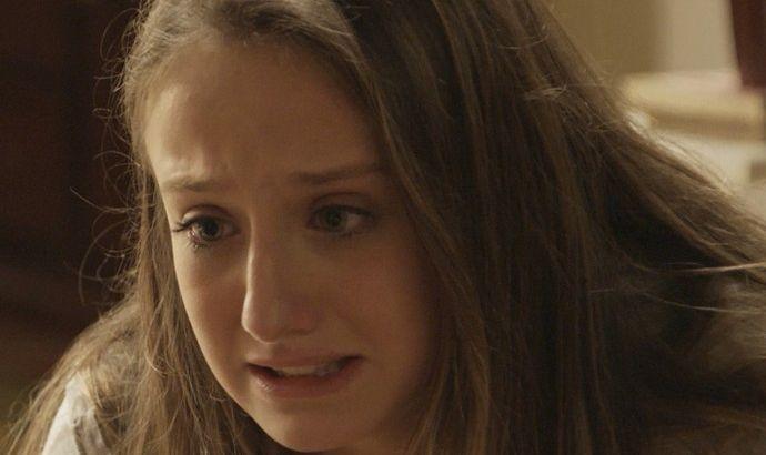 Carol desesperada com morte de Afonso
