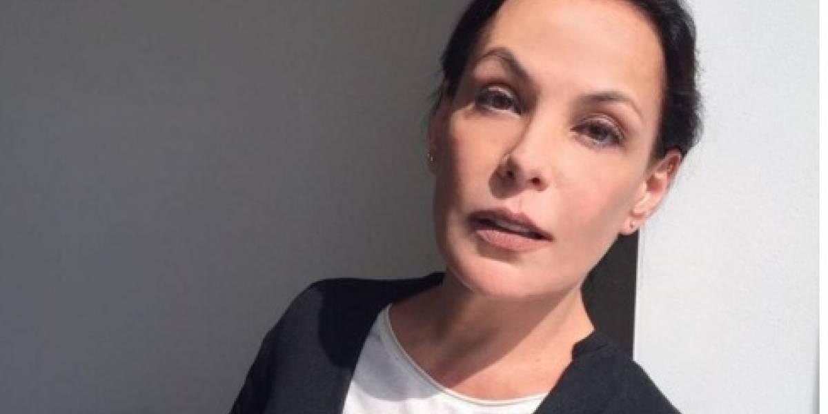 A atriz e apresentadora Carolina Ferraz