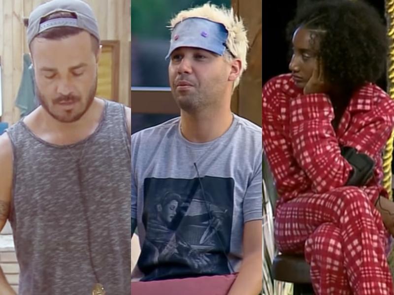 Viny Vieira falou mal do namoro entre Rodrigo Phavanello e Sabrina Paiva em A Fazenda 2019