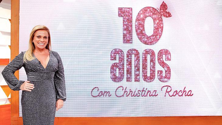 Christina Rocha no comando do Casos de Família