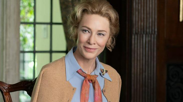Cate Blanchett em Mrs. America