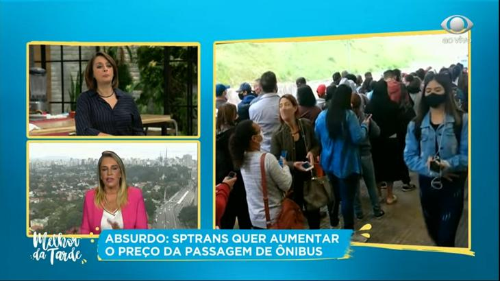Cátia Fonseca desafio uo prefeito de São Paulo