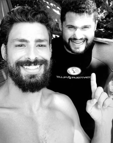 Cauã Reymond deixa barba crescer para viver Dom Pedro I nos cinemas