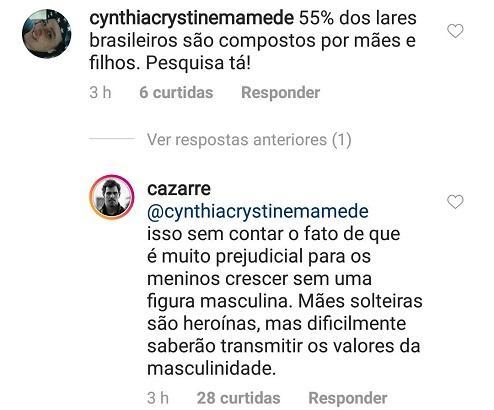 """Juliano Cazarré dá opinião polêmica e dispara: \""""Dorme com esse barulho\"""""""