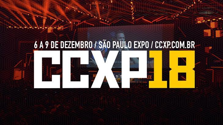 Logo da CCXP