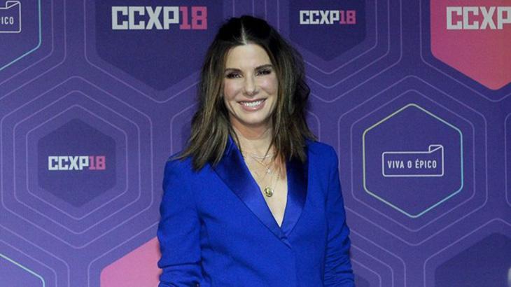 Sandra Bullock na CCXP