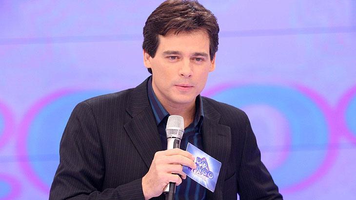 Marcelo Faria se nega a responder perguntas sobre seu personagem em coletiva de filme