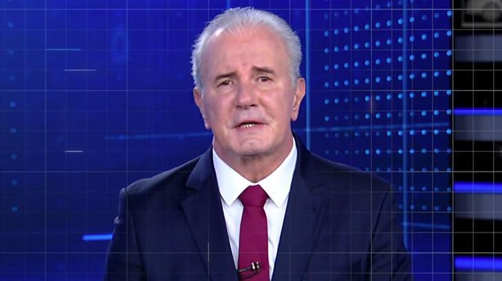 Celso Freitas no Jornal da Record