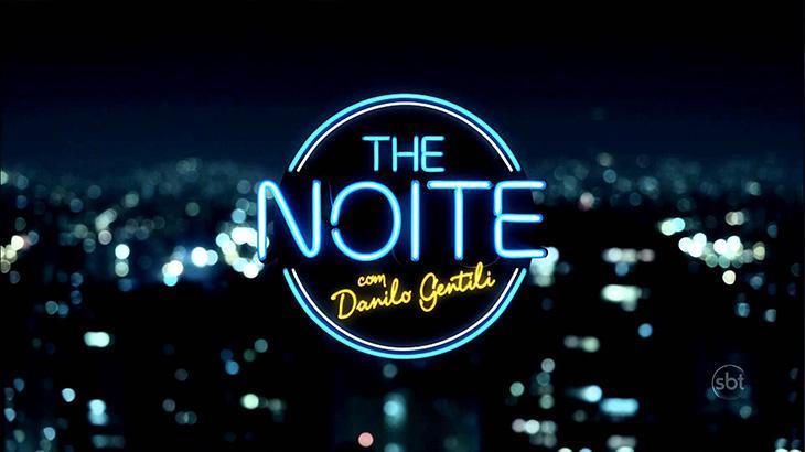 Logotipo do The Noite