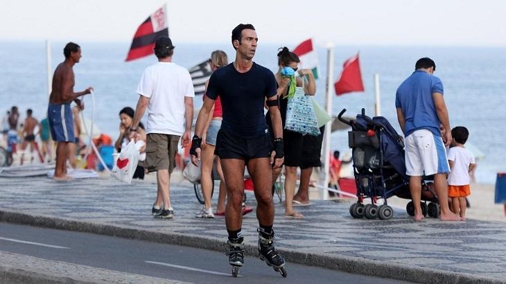 César Tralli por trás das câmeras Globo: De paizão a ex-patinador por olho gordo