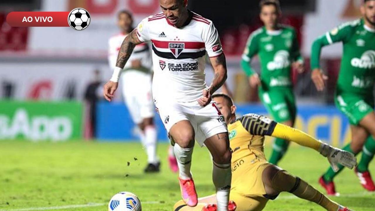 Chapecoense x São Paulo
