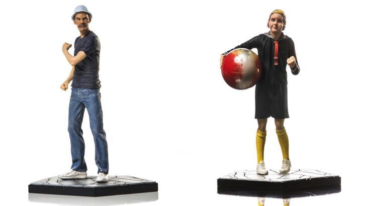 SBT lança miniaturas oficiais de Seu Madruga e Quico em Art Scale; veja o preço