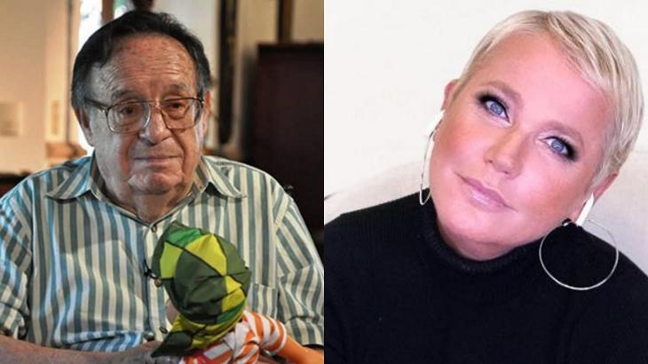 Xuxa e Roberto Bolaños
