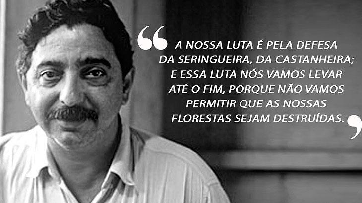 Que importância tem Chico Mendes? Figura histórica já foi inspiração de Glória Perez