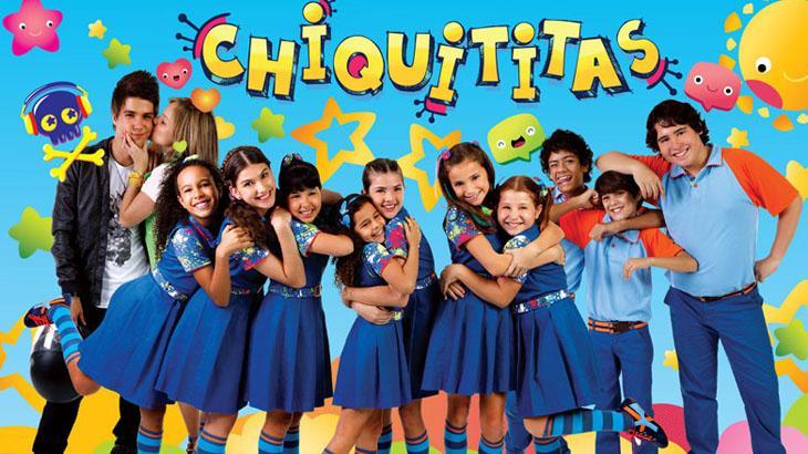 Banner de Chiquititas