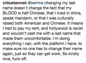 """Atriz de \""""Agents of SHIELD\"""" acusa Hollywood de racismo"""