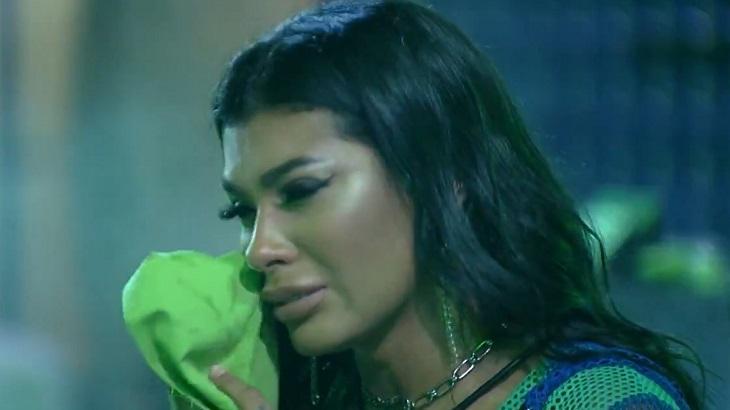 Com Iza, festa do BBB21 tem desabafo de Juliette, plano de Viih Tube e choro de Pocah