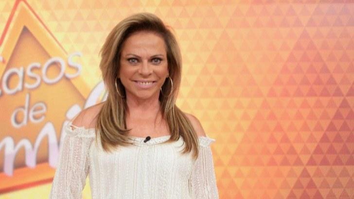 Christina Rocha relembra sua participação no Programa Fantasia
