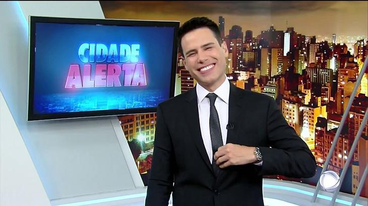 Luiz Bacci sorrindo