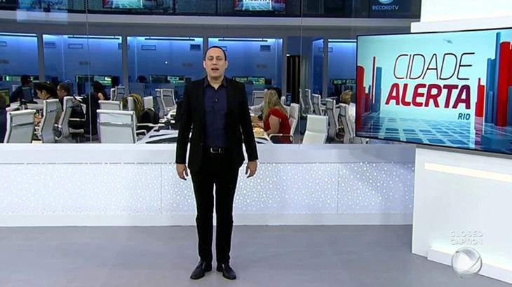 Amin Khader e Gustavo Marques levam Record TV à liderança no Rio