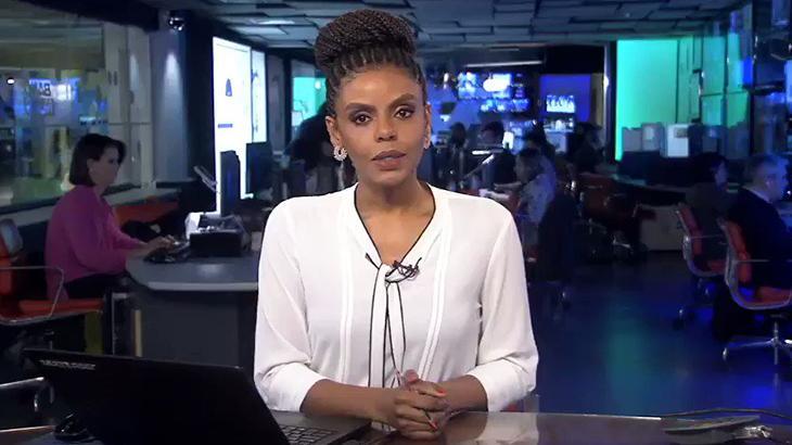 Âncora do Jornal da Band vira arma na disputa do BandNews com a CNN e GloboNews