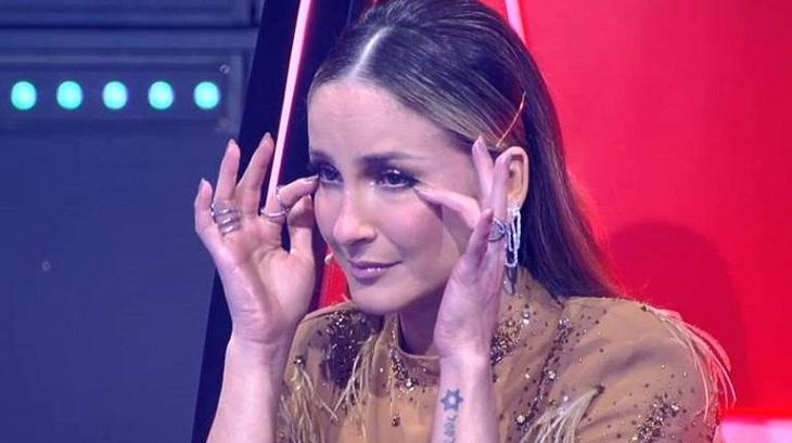 Claudia Leitte no The Voice +