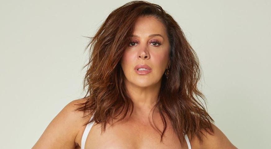 Claudia Raia posou para a Playboy aos 17 anos, em 1984