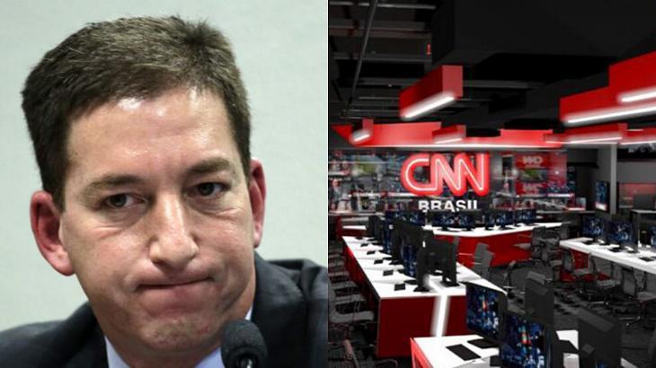 Glenn e CNN Brasil