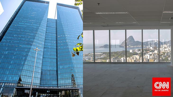 CNN Brasil anuncia nova sede com vista para cartões-postais do Rio