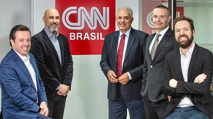 Jovem Pan e CNN Brasil disputam TV aberta em São Paulo