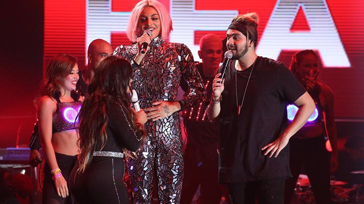 Luan Santana, Simone & Simaria e Pabllo Vittar lançam música em parceria