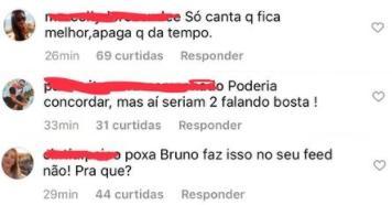 Bruno, da dupla com Marrone, posta vídeo de apoio a Bolsonaro e depois apaga