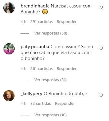 Narcisa Tamborindeguy relembra casamento com Boninho, diretor do BBB