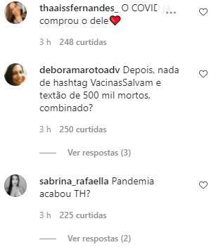 Thiaguinho rebate críticas após anunciar turnê durante a pandemia no Rio