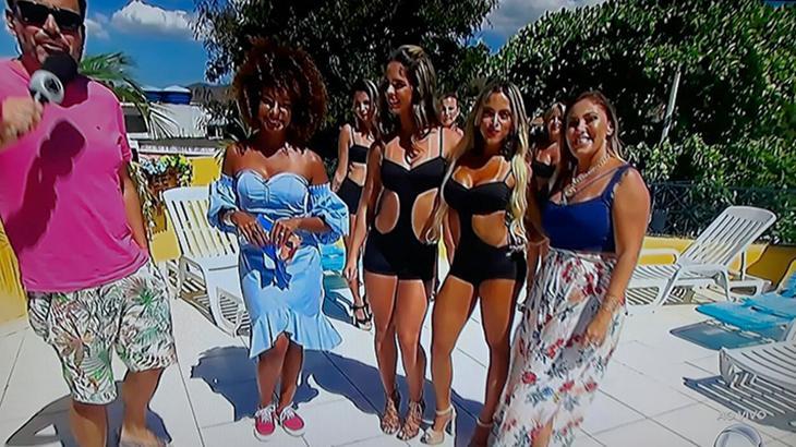 Ex-Globo, Alinne Prado participa de quadro da Record TV como embaixadora de marca