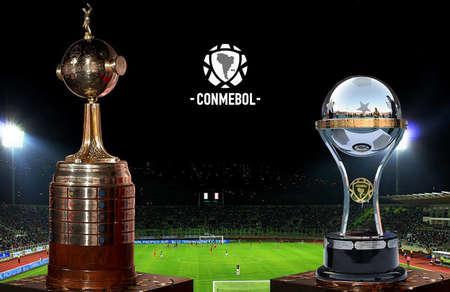 Taça da Libertadores e Sul-Americana