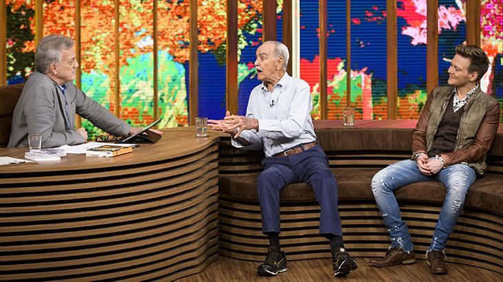 """Michel Teló e José Hamilton Ribeiro analisam o sertanejo no \""""Conversa com Bial\"""""""