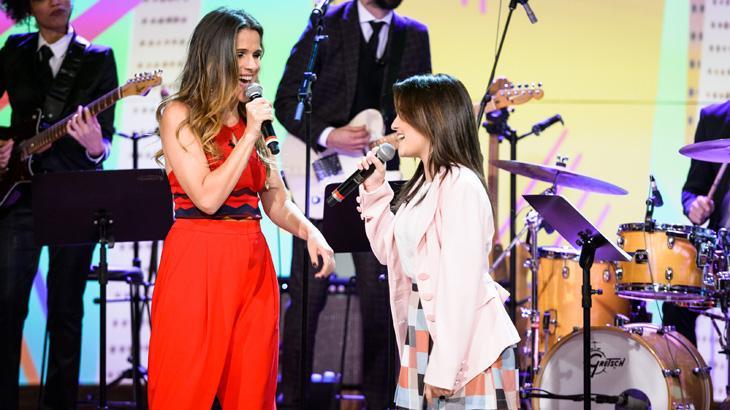 Estrela do SBT, Larissa Manoela participará de programa da Globo nesta quinta
