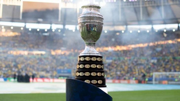 Mano deu sua opinião sobre a Copa América no Brasil