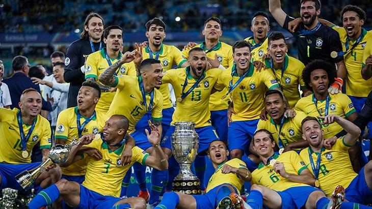SBT muda programação para exibir Brasil na Copa América