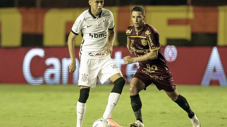 Corinthians x Sport