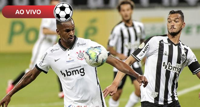 Corinthians x Atlético-MG