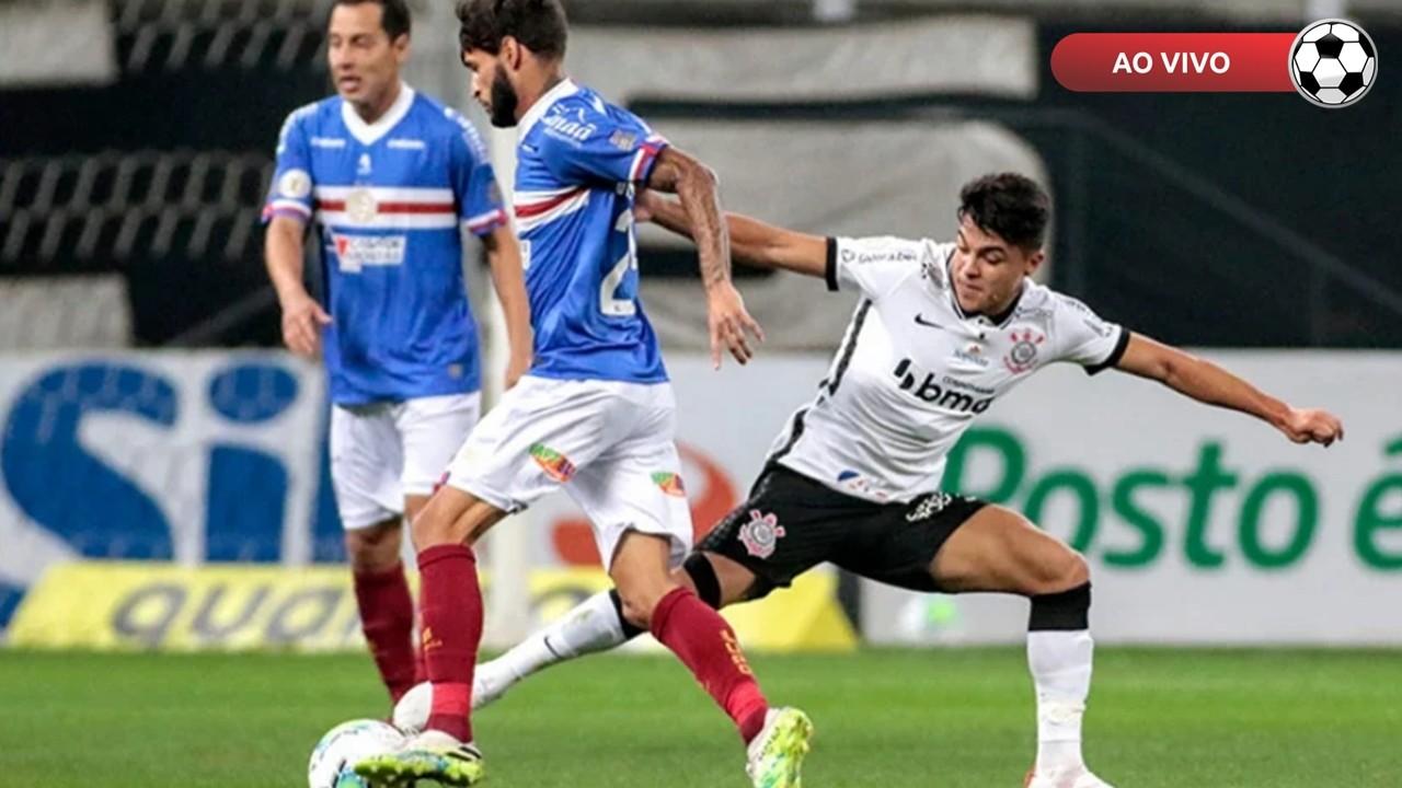 Corinthians x Bahia