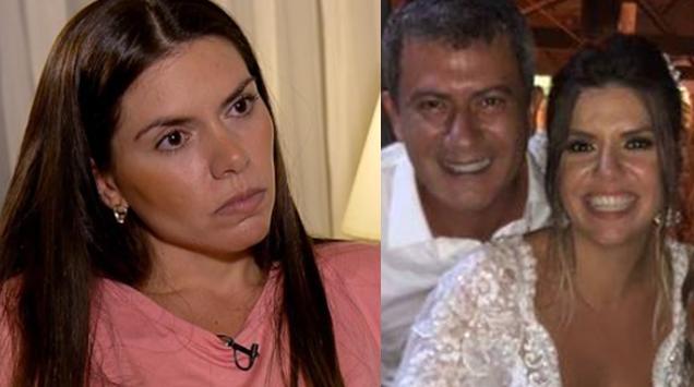 Cybelle Hermínio, Tom Veiga e Alessandra