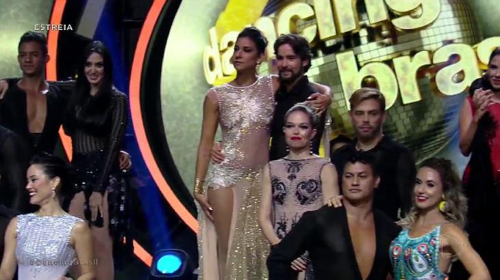 """Em novo dia, \""""Dancing Brasil\"""" começa com a maior audiência entre todas as temporadas"""